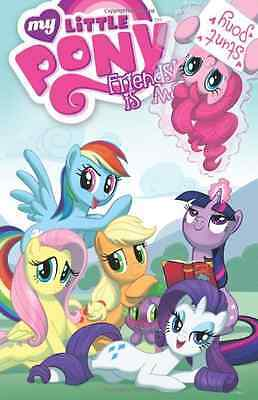 My Little Pony: Friendship is Magic Volume 2 (My Little - Amy Mebberson NEW Pape