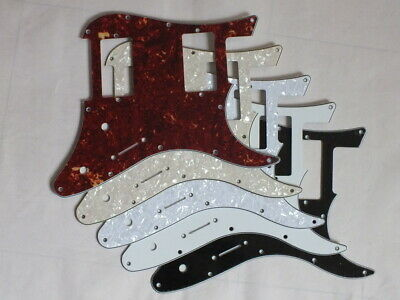 HH SCRATCH PLATE Pickguard, 4 colours to fit Yamaha Pacifica 112 guitar