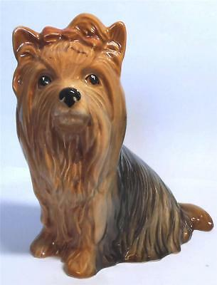 Sylvac Model Of A Yorkshire Terrier Model 5027