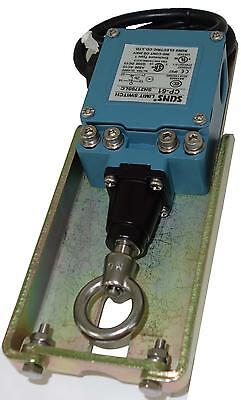 SUNS CP-61 Prewired Anti-Two Block A2B Crane Cable Pull Safety Switch 1NC