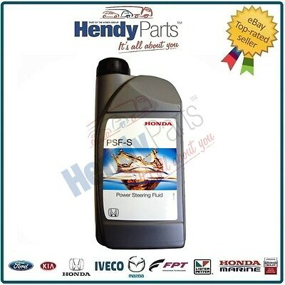 Genuine Honda Power Steering Fluid Direct From Honda Parts Warehouse 1000ml