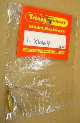 Triang Hornby Oo Scale X664 Brush Spring, X3121/2 X 1
