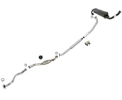 for 96-97 Corolla 1.6L 1.8L California Emissions Complete Exhaust System