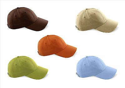 Low Profile Vintage Style Baseball Caps Distressed Retro Cap Camo Army Military