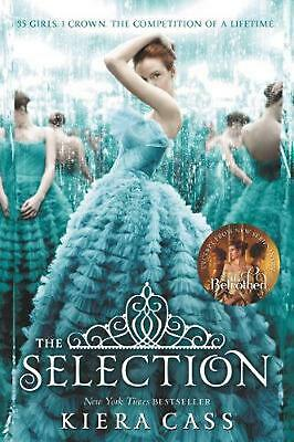 The Selection by Kiera Cass (English) Paperback Book Free Shipping!