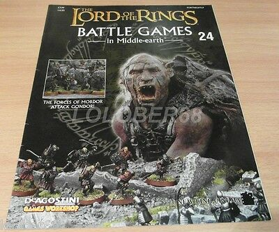 LORD OF THE RINGS Battle Games in Middle-earth Magazine Issue 24
