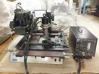 BGA 3000 Series Fine Pitch Rework Station From OK Industries
