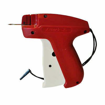Attack 8 Tagging Gun Tag Kimble Tagger Labeller Includes 1000 barbs (TAG08)