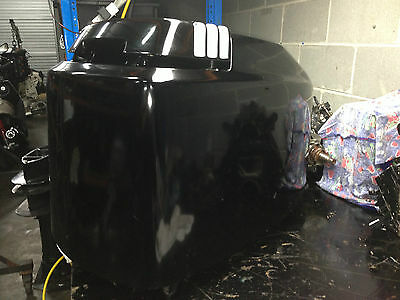 90hp Mercury Outboard Motor Cowling