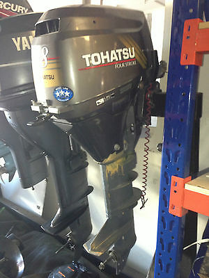 Tohatsu 9.8hp 4 stroke Outboard Parts