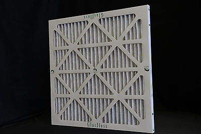 12 Glasfloss Merv 8 Zlp Zl Home Furnace Ac Pleated Air Filters Allergen Reducing