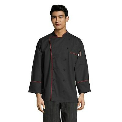Murano mens chef coat, 6 colors, sizes from XS to 6XL, 0432