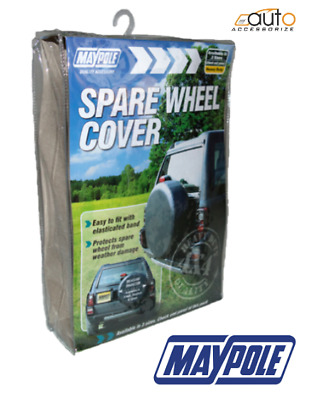 New MAYPOLE MP94429 29-inch 4x4 Medium Spare Wheel Cover