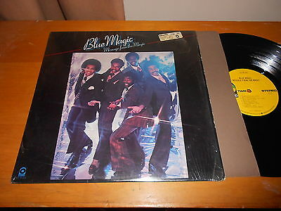 Blue Magic 70s R&B SOUL LP Message from the Magic 1978 USA ISSUE