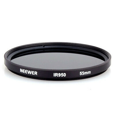 55mm 55 mm IR 950 nm 950nm Infrared Infra-Red Filter New