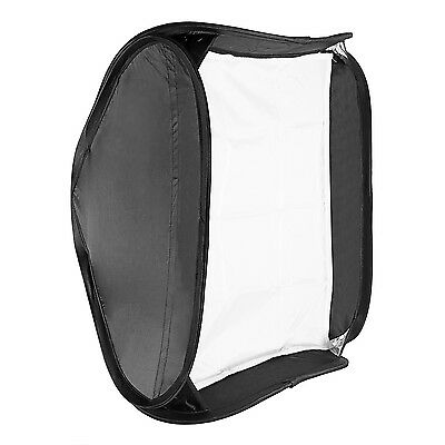 """Neewer Foldable Versatile  24"""" Softbox Kit for Flash and Speedlite with Hotshoe"""