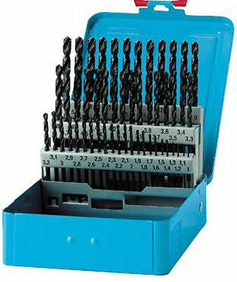 NEW PRESTO 50PC HSS DRILL SET 1.0 - 5.9mm  09500M50 Direct From Myford Ltd