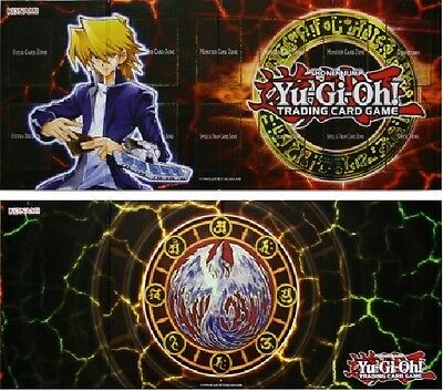 Yu-Gi-Oh! Legendary Collection 4 Official Game Board - Hard Backed + Collapsable