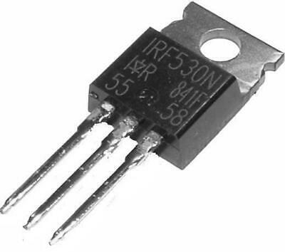 IRF530N TO-220AB HEXFET Power MOSFET - BRAND NEW UK STOCK