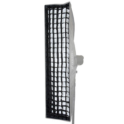 5cm Honeycomb Egg-Crate Waffle Grid for 30x120cm Recessed Strip Studio Softbox