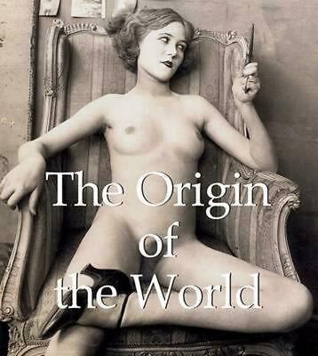 The Origin of the World by Jp Calosse (English) Hardcover Book