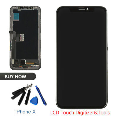 USA LCD Display Touch Screen Digitizer Assembly Replacement For iPhone X 10 NEW