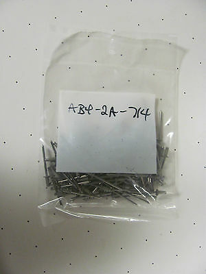 "1000 pcs Alcoa Aluminum Blind Pop Rivet AB4-2A-714 1/8"" Harbor Grey Buttonhead"
