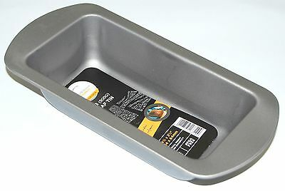 Cooks Choice LOAF0405 Non Stick 2lb Loaf Tin Seamless Loaf Bread Tin