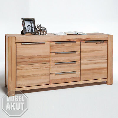 kommode sideboard kernbuche massiv ge lt anrichte. Black Bedroom Furniture Sets. Home Design Ideas