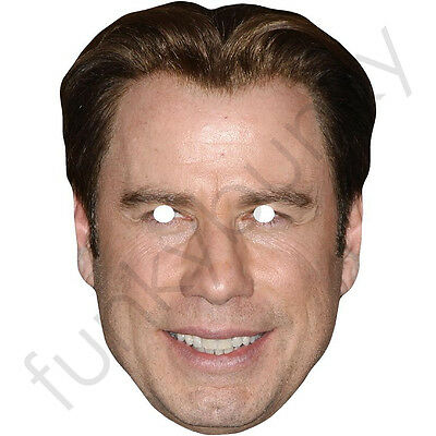 FRIENDS Ross David Schwimmer Celebrity Card Mask All Our Masks Are Pre-Cut!