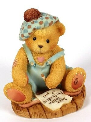 """Cherished Teddies:Kyle""""Even Though We're Far Apart You'll Always Be In My Heart"""""""