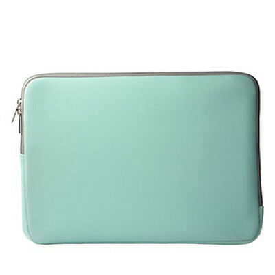 """HOT BLUE Zipper Sleeve Bag Case Cover for All Laptop 13"""" Macbook / Pro / Air"""