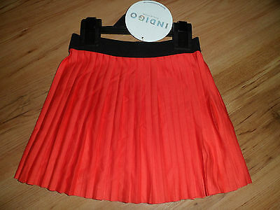 New With Tags Girls Red Skirt 18-24 Months Indigo Collection Marks & Spencer