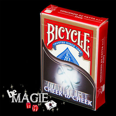 Jeu CHEEK TO CHEEK Bicycle - Tour de Magie