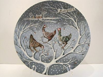 """The Twelve Days of Christmas Series:  """"Three French Hens"""""""
