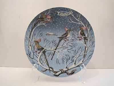 """The Twelve Days of Christmas Series:  """"Four Coly Birds"""""""