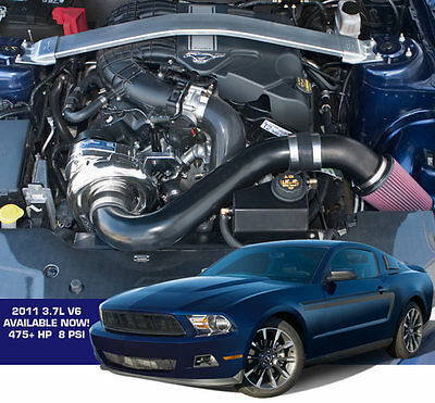 Procharger HO-Intercooled Supercharger System for '11-'14 Ford Mustang V6 3.7L