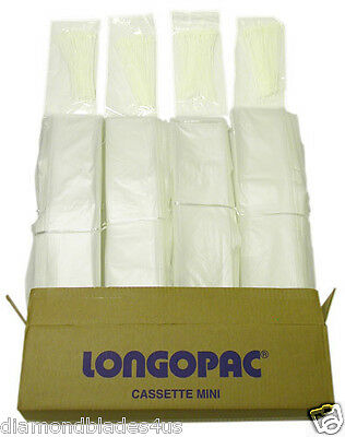 4 Pack Longopac Heavy Duty Dust Collector Vac 4 Concrete Grinder Pro vac
