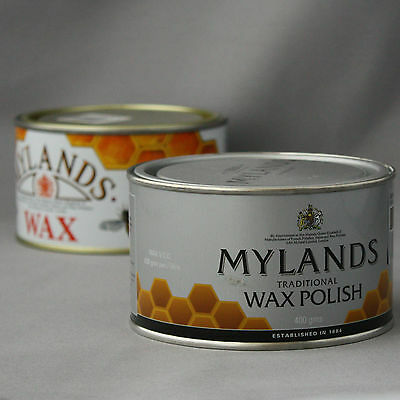 Mylands Antique Mahogany Wax Polish 400gms