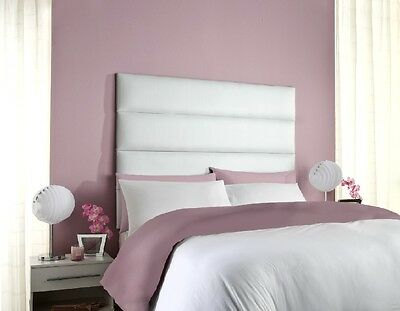 Nick High Headboard All Colours Bed All Sizes Linen Single,Double,King,SuperKing