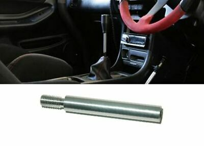 """Polished Shift Knob Extension For Manual Gear Shifter Lever 75Mm Extended 3"""""""