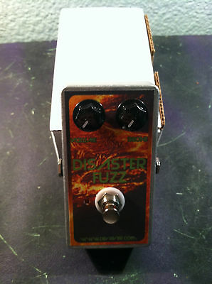 Devi Ever Disaster Fuzz Effects Pedal Brand New In Box Free Shipping