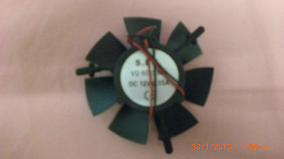FP883341: Fisher & Paykel Frost Free Fan Motor (NO PLUG)