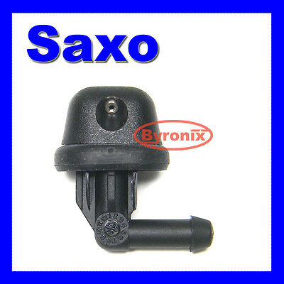 Citroen Saxo Rear Window Washer Jet Water - 643897