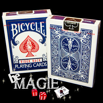 Jeu RIDER BACK Bicycle - Magie cartes poker