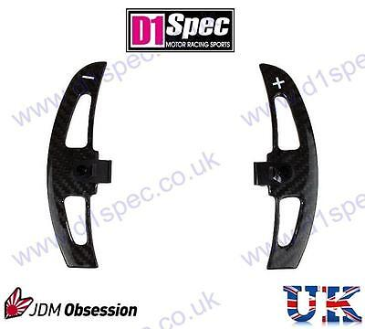 D1 Spec Extended Carbon Fibre Paddle Shift For Bmw M3 Smg E46 Racing F1 Style