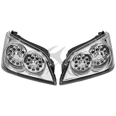 LED Tail Brake Turn Signals Light Trunk For Honda GoldWing GL1800 2006-2011 07