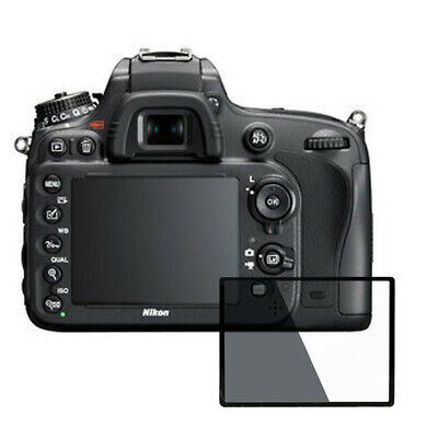GGS 4th Gen Self-Adhesive Glass LCD Screen Protector For Nikon D600 Camera