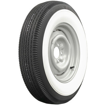 "670-15 BFGoodrich 3 5/8"" Whitewall Tubeless Tire"