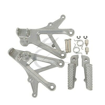 New Front Footrest Foot Pegs For Honda CBR600 F4 1999-2000 Parts